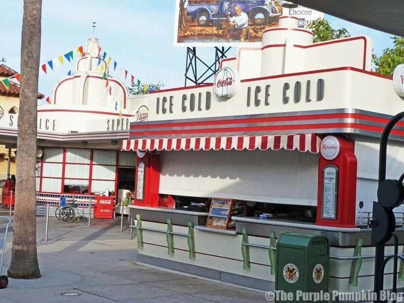 Ice Cold Snack Stand at Disneys Hollywood Studios