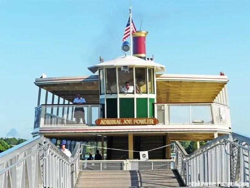 Magic Kingdom Ferry Boat