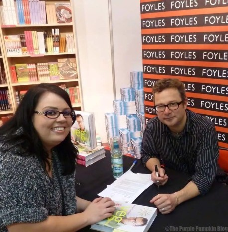 Meeting Hugh Fearnley-Whittingstall