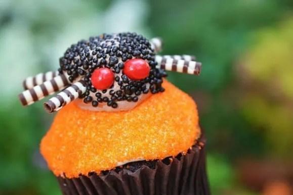 Mickey's Not So Scary Halloween Party Treats