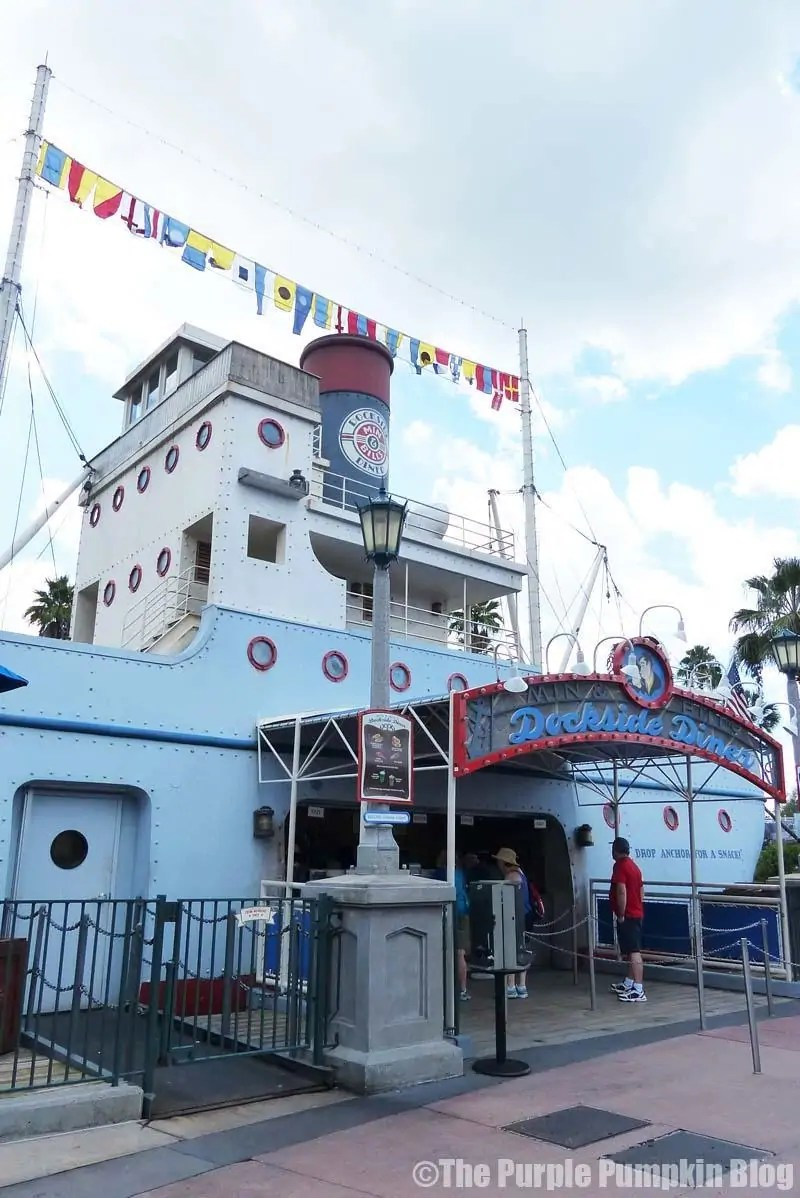 Min & Bills Dockside Diner - Disneys Hollywood Studios