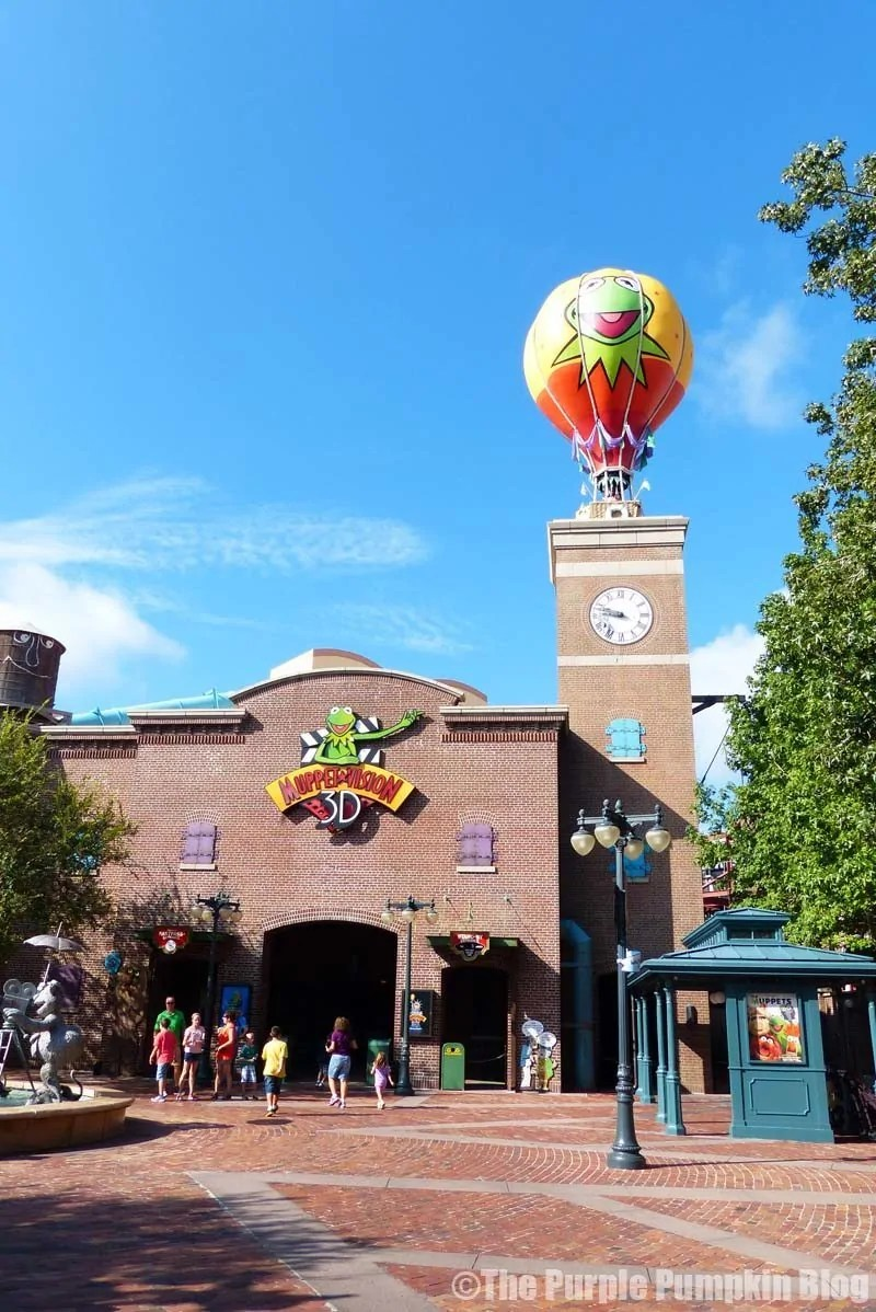 MuppetVision 3D - Disney Hollywood Studios