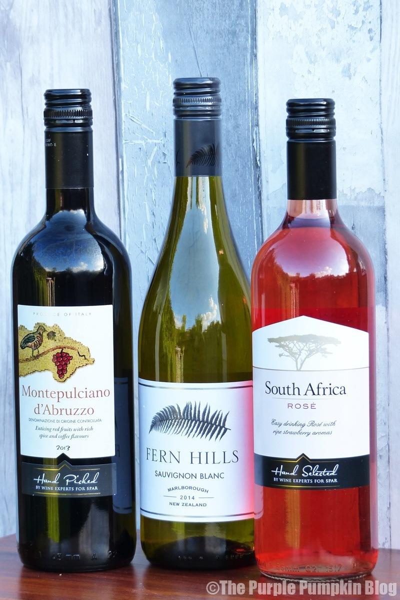 SPAR Award Winning Wines