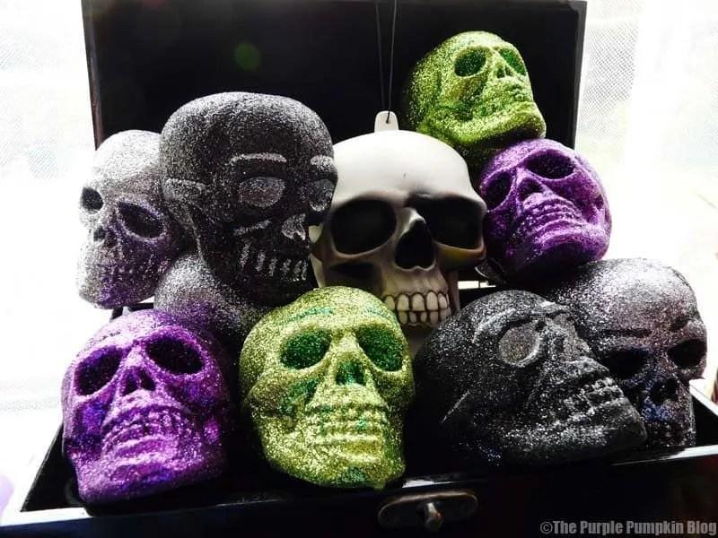 Box o' Glitter Skulls