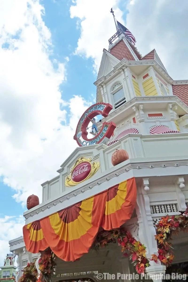 Caseys Corner - Magic Kingdom