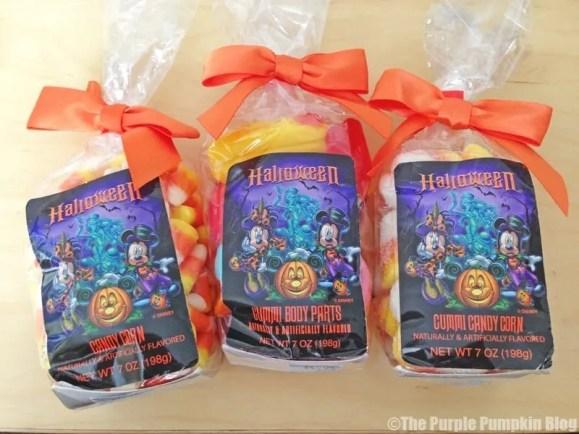 Disney Halloween Candy
