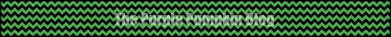 Green Chevron Paper Chains