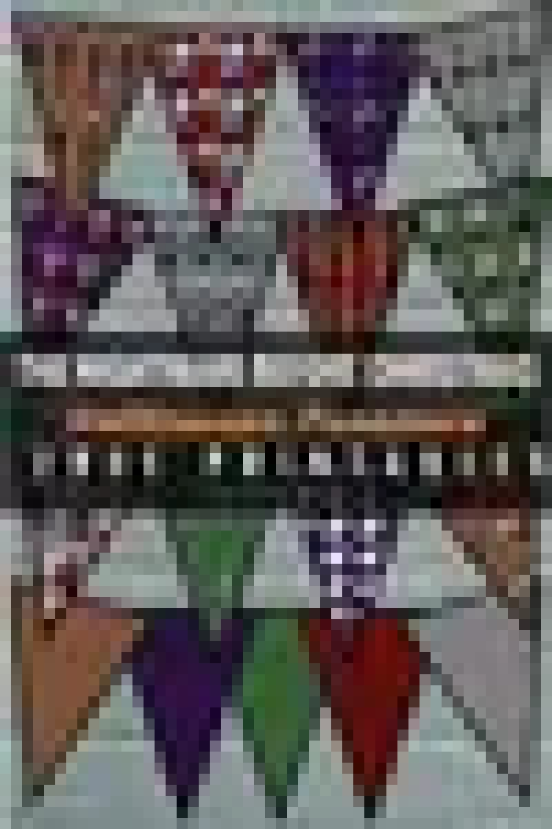 Halloween Pennants - The Nightmare Before Christmas