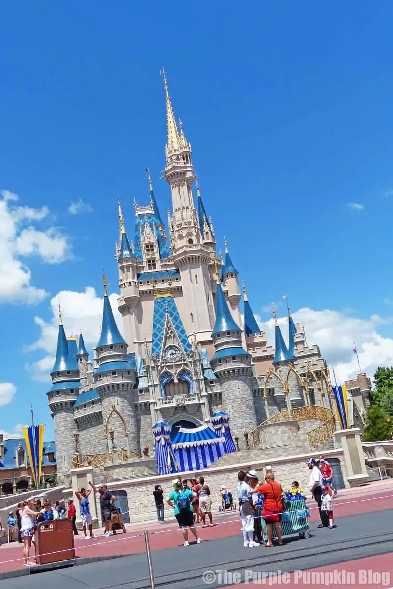 Magic Kingdom - Cinderella Castle