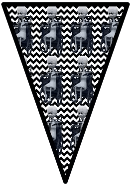 Nightmare Before Christmas - Dr Frinkelstein - Pennants