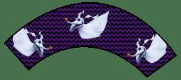 Nightmare Before Christmas - Zero - Halloween Wrappers