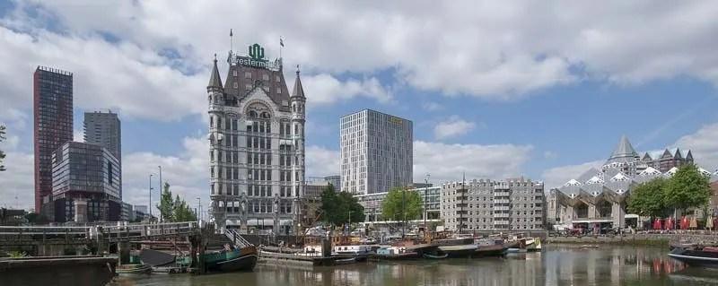 Rotterdam - Het Witte Huis - The White House