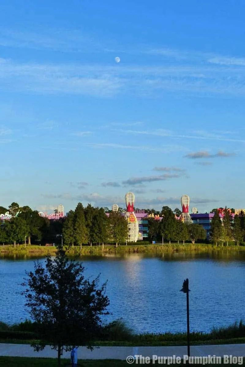 Disney Pop Century Resort (from Disney Art of Animation
