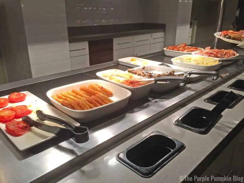 Premier Inn Gatwick North Breakfast