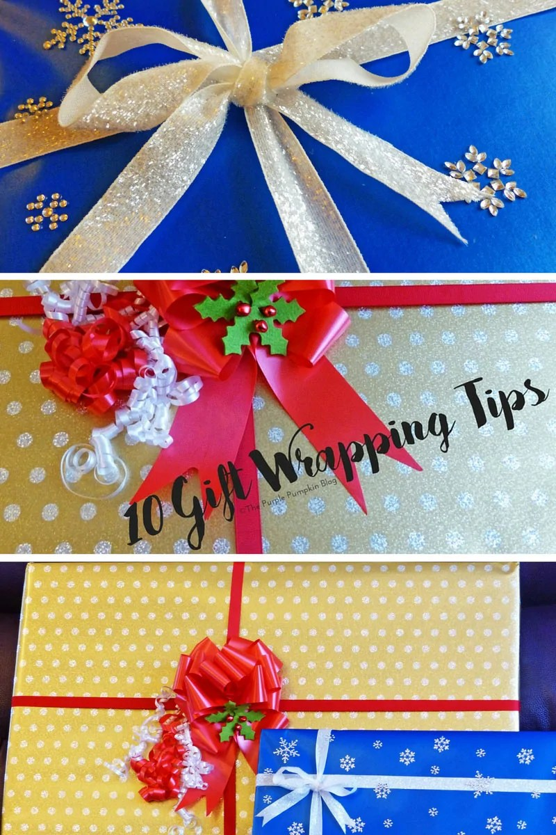 10 Gift Wrapping Tips