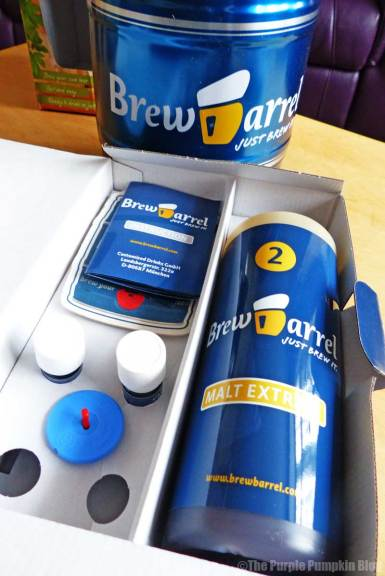Brew Barrel - Brew Beer At Home Kit