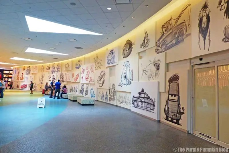 Disney Art of Animation - Animation Hall