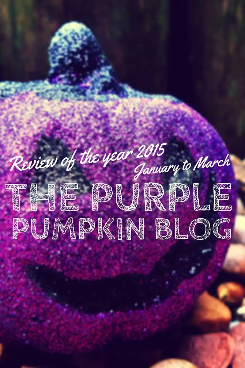 Review of the Year 2015 - January to March