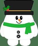 Snowman - The Purple Pumpkin Blog
