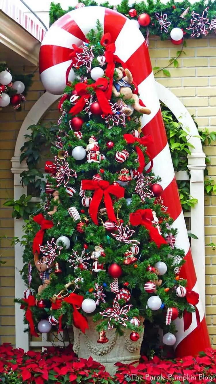 Walt Disney World Christmas IPhone Wallpapers