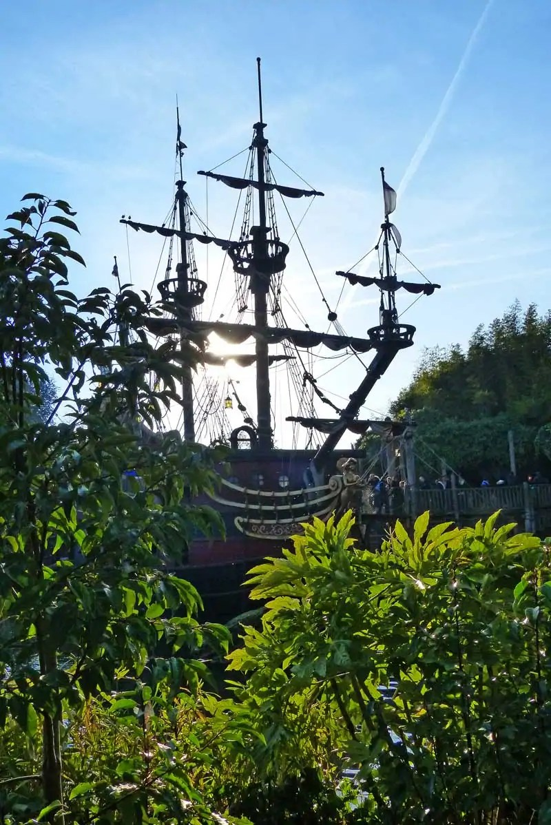 Adventureland - Disneyland Park, Paris