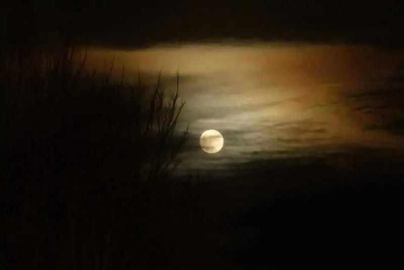 Christmas Day Full Moon