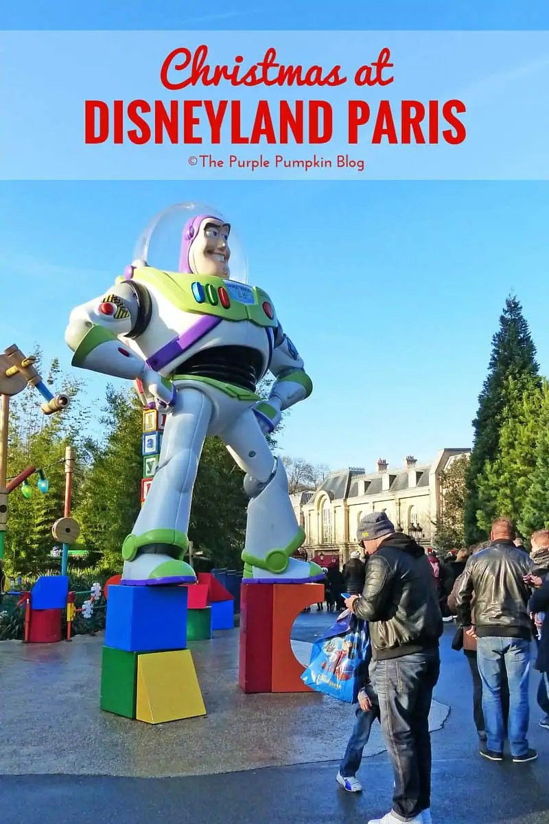 Christmas at Disneyland Paris - Trip Report. Part 8 is all about Toy Story Playland at Walt Disney Studios Park