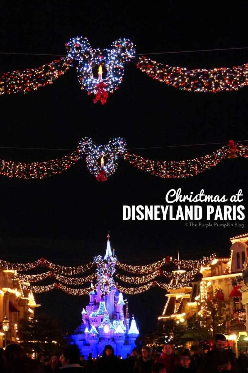 Christmas In Disneyland Paris.Christmas At Disneyland Paris 2015 Trip Report Index
