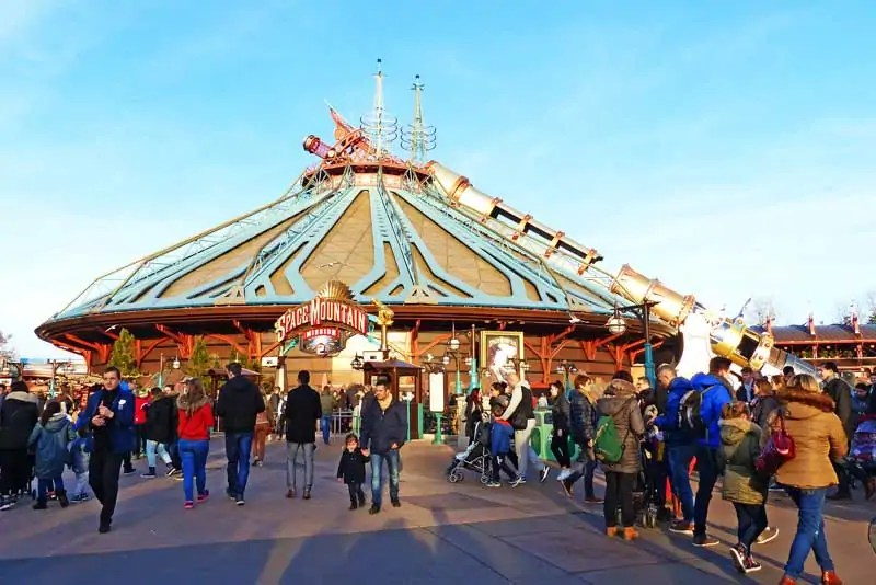 Discoveryland - Disneyland Park, Paris
