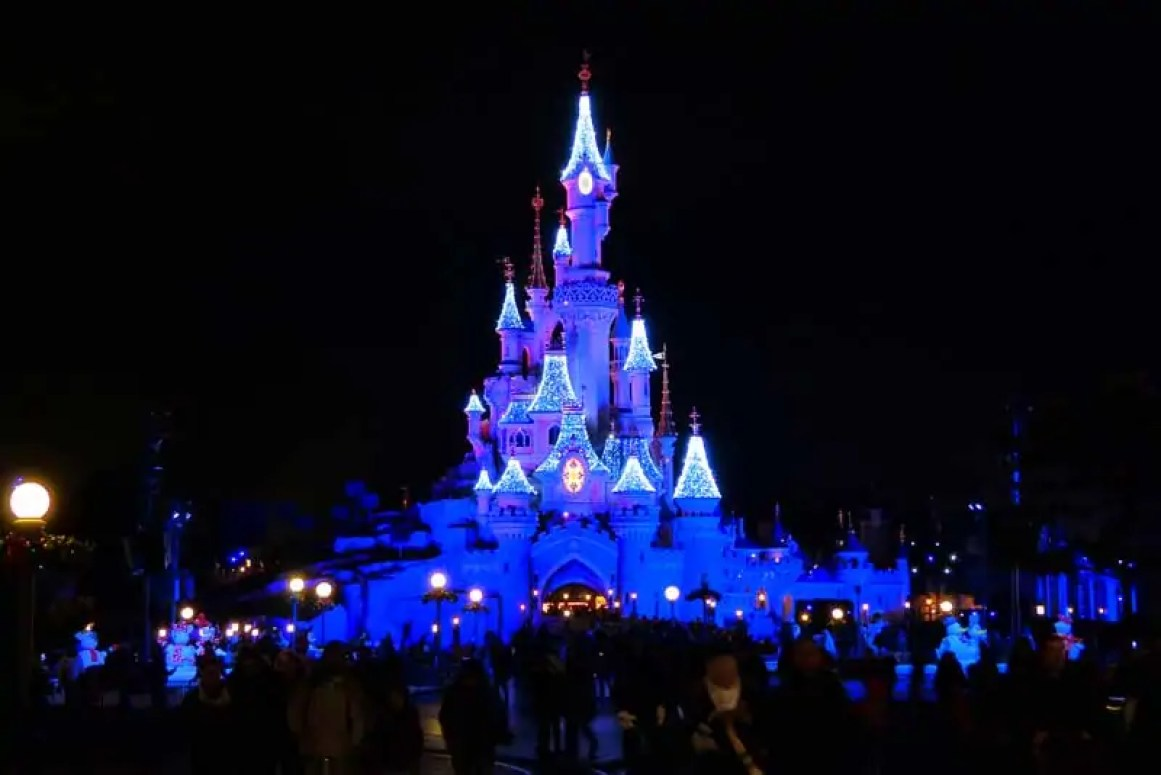 Travel To Disneyland Paris From Uk