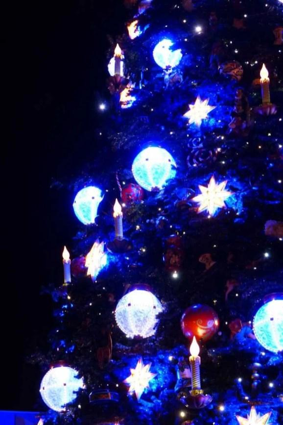 Christmas Day at Disneyland Park - Disneyland Paris
