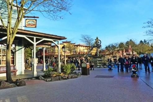 Frontierland - Disneyland Park, Paris