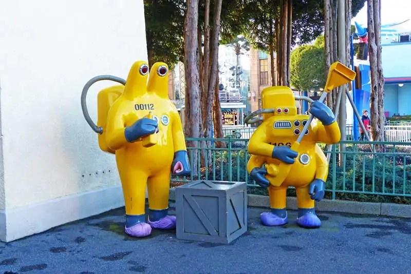 Christmas At Disneyland Paris 2015 Part 8 Toy Story Playland