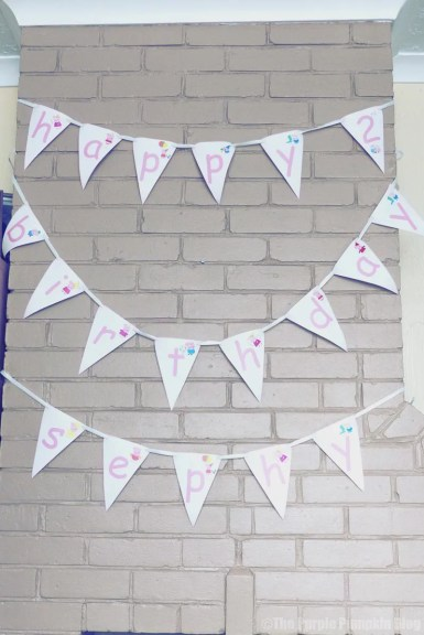Peppa Pig Party Decorations