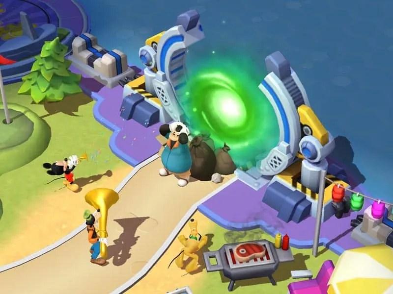 Disney Magic Kingdoms Unlock Pete