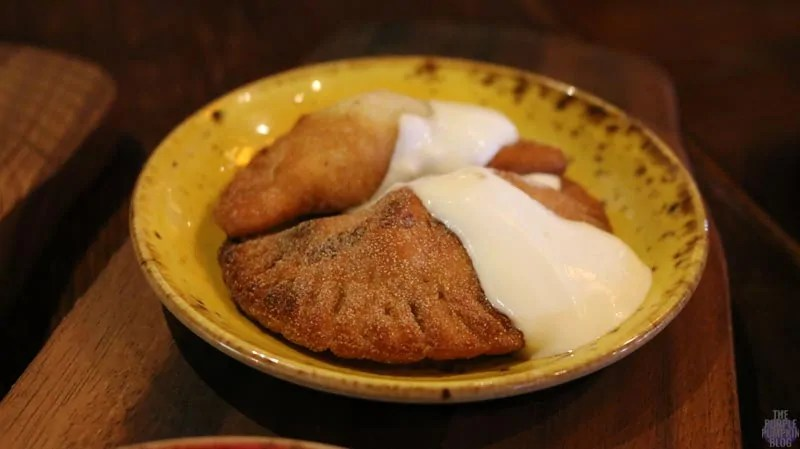 Chiquito - Street Food - Empanadas (Spicy Chicken)