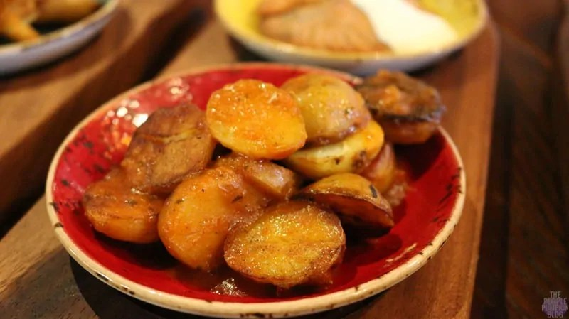 Chiquito - Street Food - Patatas Bravas