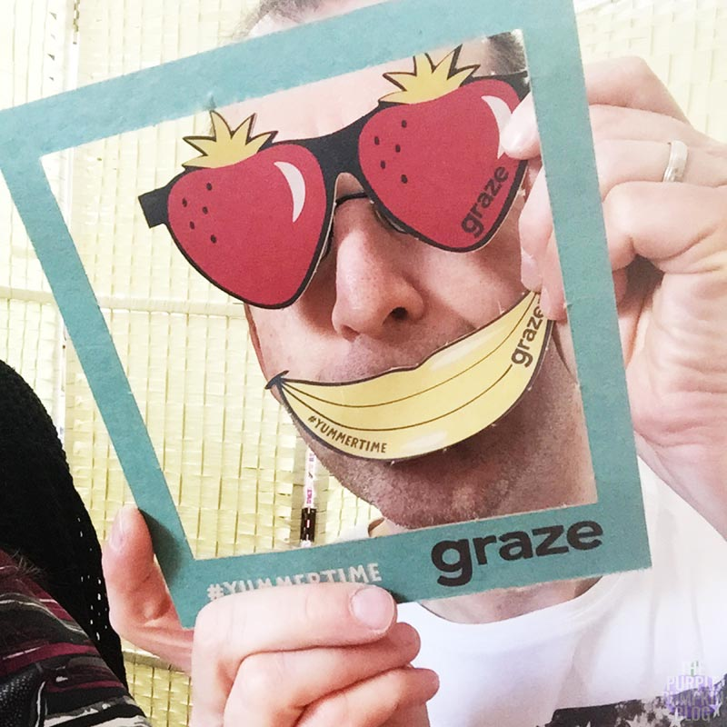 Graze Box - #Yummertime