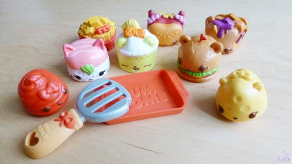 Num Noms Series 2 - Deluxe Pack - Diner