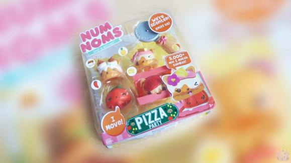 Num Noms Series 2 - Start Pack - Pizza Party