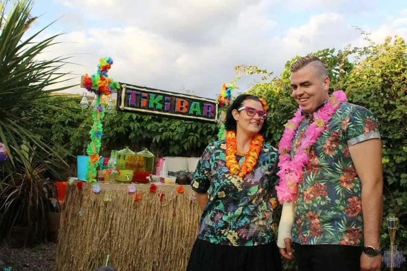 Hawaiian Luau - 40th Birthday Party