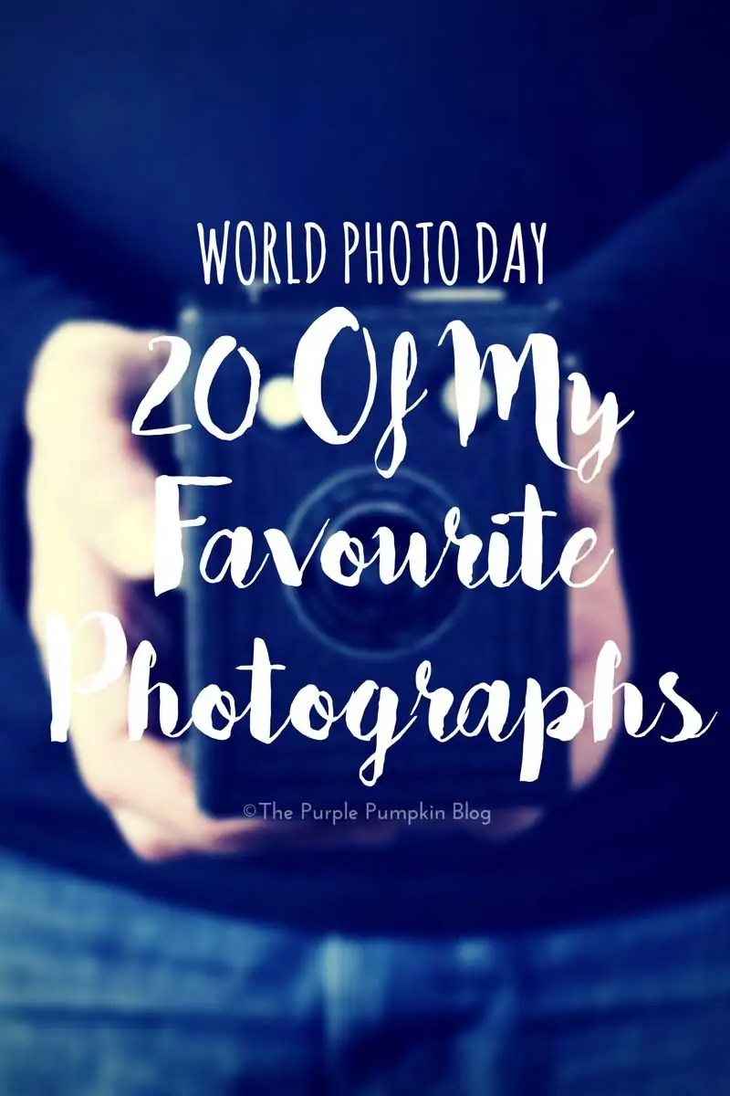 World Photo Day - My Favourite Photographs