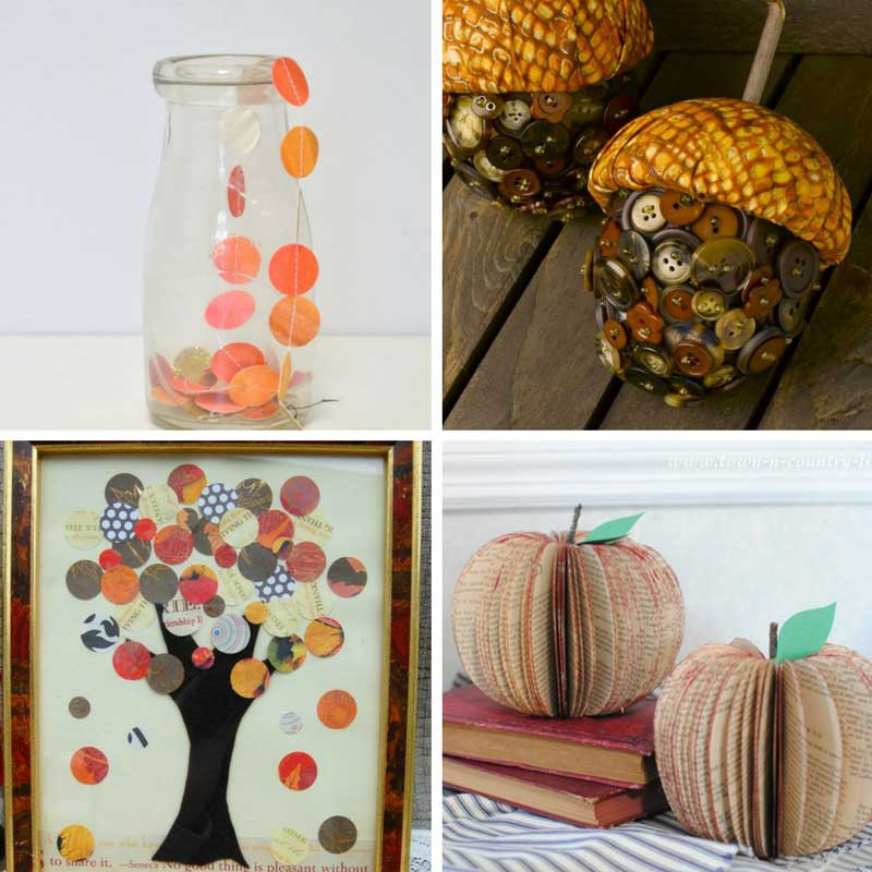 amazing Fall Crafts For Seniors Part - 8: Other Autumn Crafts