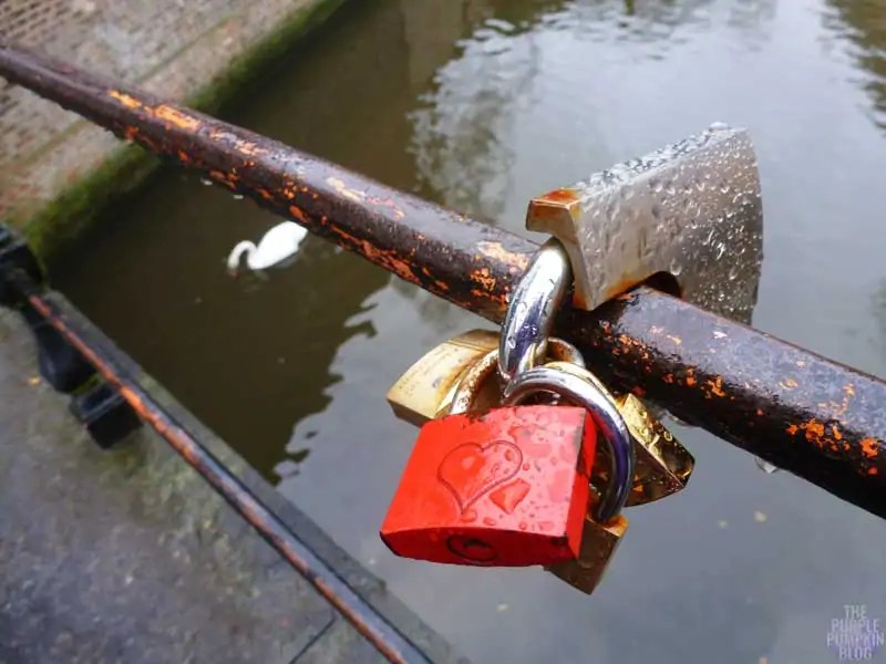 Bruges - Locks of Love