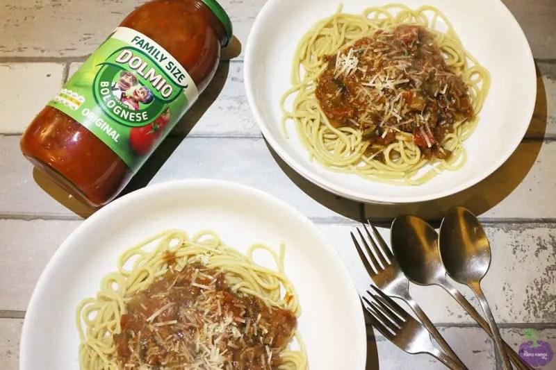 Dolmio Spaghetti Bolognese