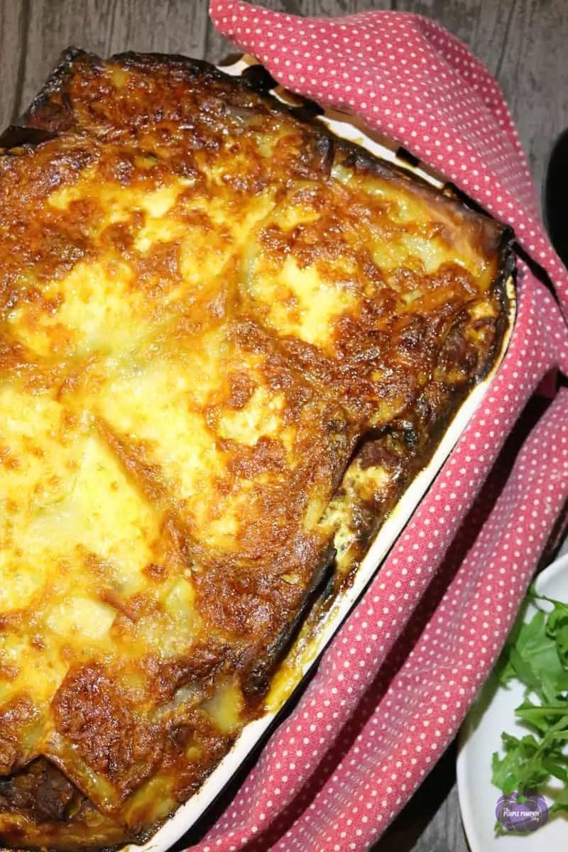 Make Ahead Lasagne