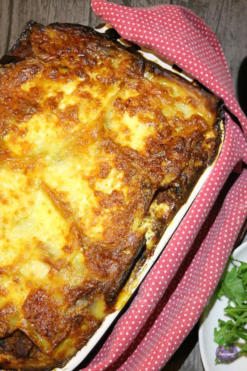 Make Ahead Lasagne