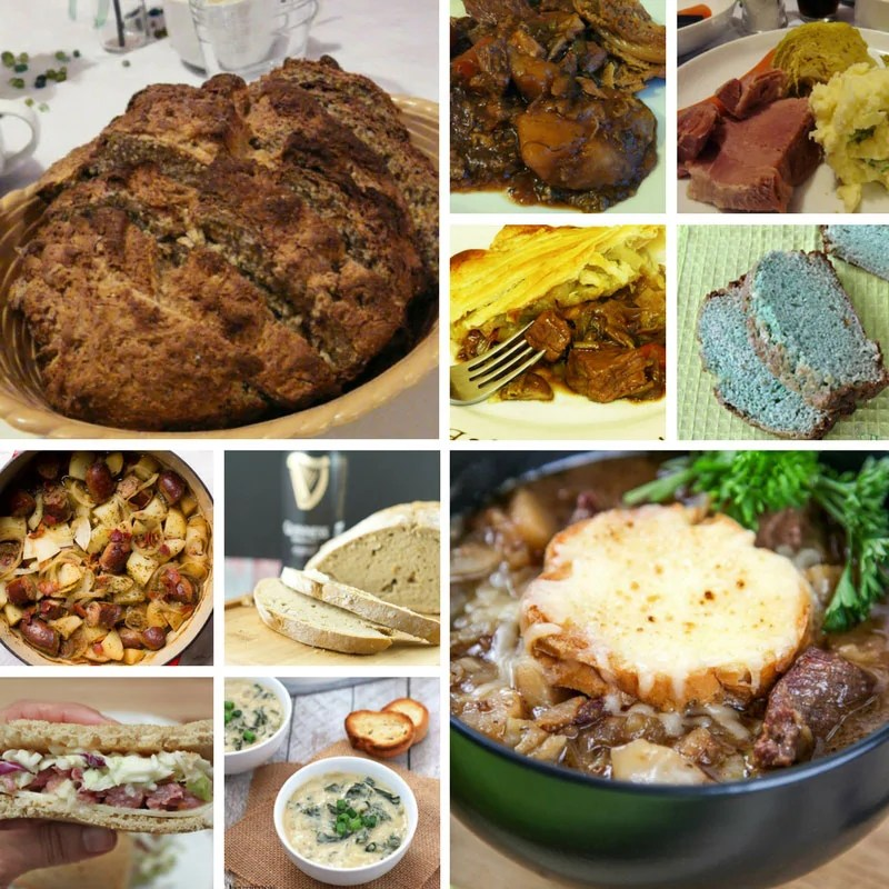 Savoury Recipes for St. Patrick's Day