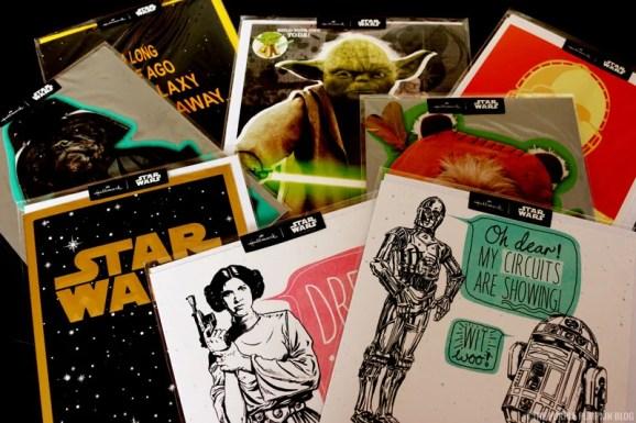 Star Wars Greetings Cards