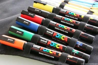 uni-ball POSCA Pens